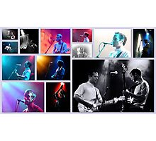British Sea Power Photographic Print