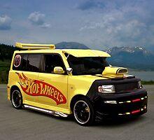 2005 Scion Hot Wheels by TeeMack