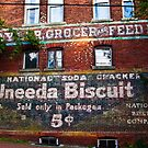 Uneeda Biscuit by Dave Parrish