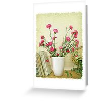 Ronnie's Flowers Greeting Card