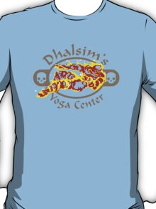 Dhalsim's Yoga Center T-Shirt