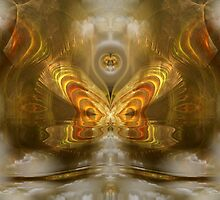 In One Breath by Craig Hitchens - Spiritual Digital Art