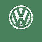 VW Volkswagen Logo iPhone by travis b52