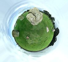 PlanetCumbria - Stone Circle - Long Meg & her daughters by decartsnorth
