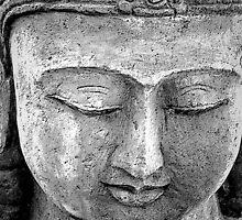 Buddha by Cheryl Ribeiro