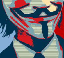 #Occupy! Sticker