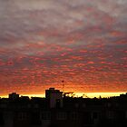 Sunrise Over London by danbullock