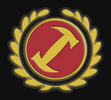 Stonecutters tee by ConradHilton