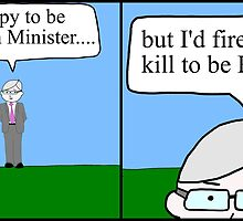 Kevin Rudd leadership challenge. by Laberal