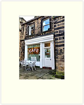 Sids Cafe, Holmfirth by Paul  McIntyre