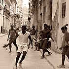 Street Life in Havana, Cuba by Keith Molloy