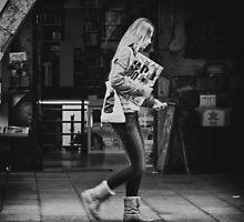 Walk and talk by Rebecca Tun