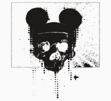 Horror Mickey by Renars Slavinskis