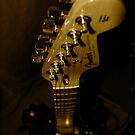 Fender Neck by Randall Robinson