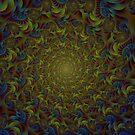 Infinite Spirals by Objowl