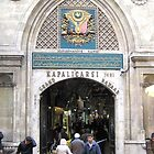 Entrance to The Grand Bazaar, Istanbul by Patricia127