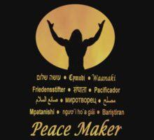 Peacemaker- Tongues by Kevyn Paul Eisenman