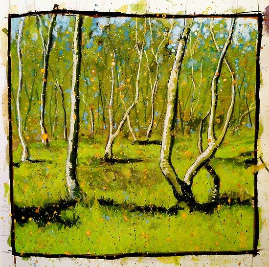 Trees by Richard Bradish Jr