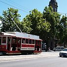 Bendigo Tramways by Justine Armstrong