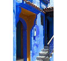 The Blue City VIII Photographic Print
