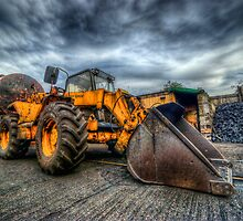 Scraper King 2.0 by Yhun Suarez