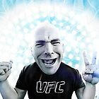 Dana White by domencolja