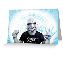 Dana White Greeting Card
