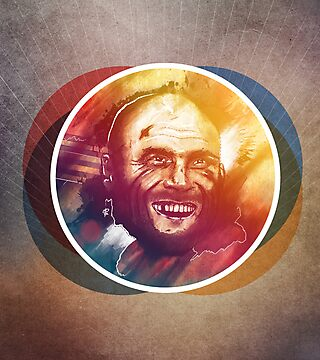 Randy Couture by domencolja