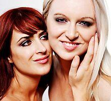 Beauty Duo by Kelly Kooper