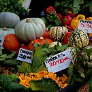 Seasonal produce at Borough Market by ClaudineCook