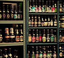 Beer at the Borough Market by ClaudineCook