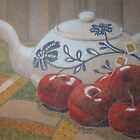 Apple Harvest by Susan Genge