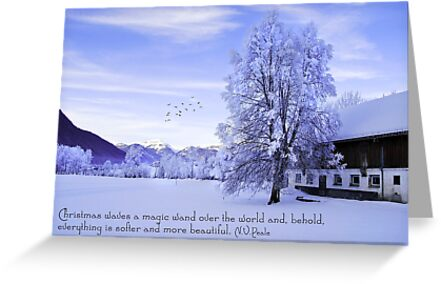The Magic Wand of Christmas ;) by Sabine Jacobs