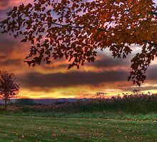 Finger Lakes Sunrise by Raider6569