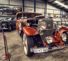 1931 Cadillac by BMKphotography