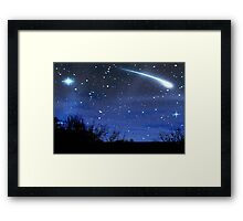 Starry Night © Framed Print