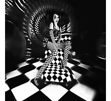 WITCHESS Photographic Print
