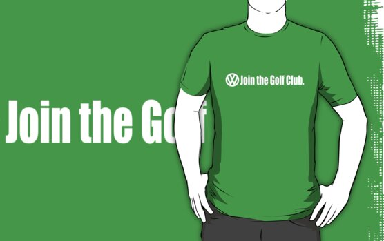 Join the Golf Club by axesent