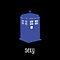 Sexy TARDIS - Doctor Who by robotplunger