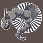 Boulder Badge Onix by lomm