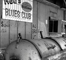 Red's Blues Club, Clarksdale, Mississippi by AnalogSoulPhoto