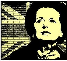 MARGARET THATCHER P.M by OTIS PORRITT