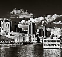 Downtown St Paul by Jeff Stubblefield