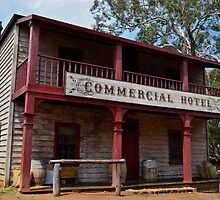 Australiana Pioneer Village. by Julie  White