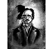 I am the Raven - Edgar Allen Poe Photographic Print