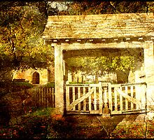 Lychgate Pembury Old Church by Dave Godden
