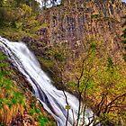 Orfei Waterfall by Ivo Velinov