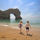 Durdle Door by Andrew Duke