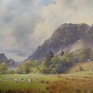 Nr Grange, Cumbria by JoeHush