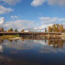 Enderby Bridge by Jeff Ashworth & Pat DeLeenheer